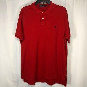 Polo Ralph Lauren polo shirt Red